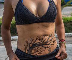 AGC_5032 (RaspberryJefe) Tags: bodyart mexicans mexico2016 treeoflife zihuatanejo