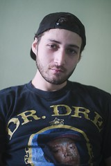 Ethan (SofaHiggins) Tags: ethan guy portrait dude person hat dr dre