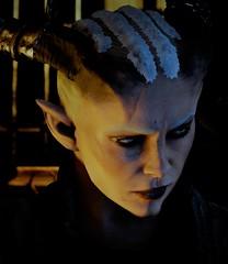 Qunari (KariganSkye) Tags: dragon age inquisition qunari portrait