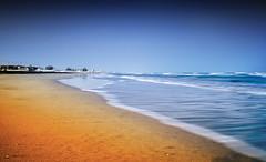 seascape (j4h1ds) Tags: seascape landscape nikon sea blue color photos wallpepar urban longexposd filter