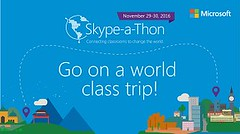 We're planning some great learning with @PartnersInRes for the upcoming #Skypeathon next week! Be sure to stay tune… https://t.co/REIUf6yxU6 (FairChanceLearning) Tags: edtech fcledu fair chance learning education 21st century