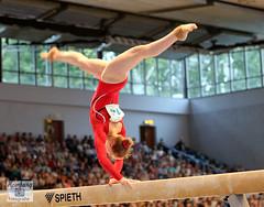 Deutsche Meisterschaft im Kunstturnen 2016  (109) (Enjoy my pixel.... :-)) Tags: sport turnen alsterdorfersporthalle hamburg 2016 deutschemeisterschaft dtb gymnastik gymnastic girl woman sexy pretty deutschland