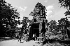 Entrance (Arbron) Tags: cambodia eastgate taprohm asia2015 rajavihara siemreap temple   krongsiemreap kh