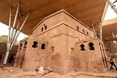 Biet Maryam, Lalibela, Ethiopia (Veeds) Tags: africa ethiopia lalibela church rock monolith architecture history culture religion landmark