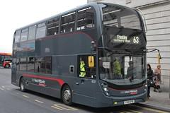 National Express West Midlands Alexander Dennis Enviro400 MMC 6707 (YX15 OYB) (john-s-91) Tags: nationalexpresswestmidlands alexanderdennisenviro400mmc 6707 yx15oyb birmingham route63