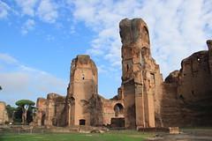 Baths of Caracalla (harve64) Tags: rome italy ancient roman ruins bath caracalla