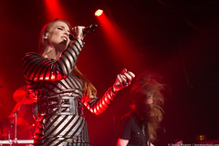 IMG_9032 (steelsoul) Tags: epica metal symphonicmetal baltimore baltimoresoundstage soundstage concert live band music holographic principle