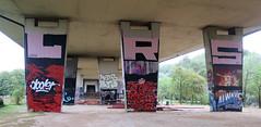 (pod) Tags: brussels streetart graffiti belgium belgique tag belgi bruxelles brussel neerpede