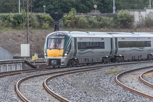 THE MINISTER PLUS PLATFORM 10 AND THE PHOENIX PARK RAILWAY TUNNEL [NOT FORGETTING IRISH RAIL STAFF] REF-107115