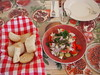 Greek salad... (schroettner) Tags: vegan greece griechenland anatoli