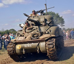 M4 Sherman (MJ_100) Tags: tank wwii armor ww2 armour m4 sherman usarmy secondworldwar victoryshow