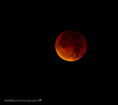 Super Blood Moon Eclipse (Richard Jane) Tags: sky moon night stars astrophotography astronomy guildford lunar supermoon bloodsupermoon