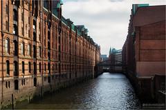 Hamburg Speicherstadt (Passie13(Ines van Megen-Thijssen)) Tags: city canon germany deutschland hamburg stadt speicherstadt stad duitsland inesvanmegen inesvanmegenthijssen