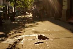 Morning in the city (elinor04 thanks for 27,000,000+ views!) Tags: street city light summer shadows budapest inner újlipótváros mirning