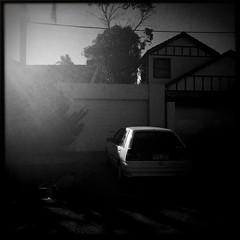 a day's peaceful end (Albion Harrison-Naish) Tags: bondi sydney streetphotography australia newsouthwales unedited iphone sooc mobilephotography straightoutofcamera iphoneography sydneystreetphotography hipstamatic blackeyssupergrainfilm iphone5s akiralens albionharrisonnaish
