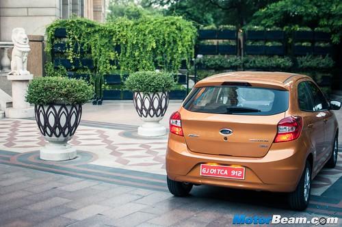 2015 Ford Figo Test Drive Review