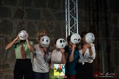 Encuentro Escuelas Europeas de Circo (PeRRo_RoJo) Tags: portrait espaa face night lights luces noche circo circus retrato sony cara acrobat es alpha slt vila castillaylen acrobacia acrbata a77ii ilca77m2 sonya77ii 77ii