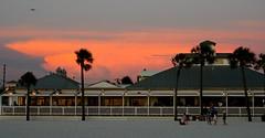 Sunset (Marianna Gabrielyan) Tags: sunset storm beach canon stpetersburg sand florida canon28135mmf3556isusm xti 400d unlimitedphotos