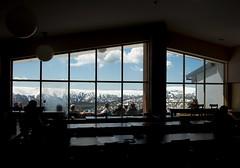 Cloud 9 (phunnyfotos) Tags: people mountain snow mountains window weather silhouette restaurant spring cafe nikon day chairs sunny australia victoria clear alpine skiresort tables d750 vic fallscreek highcountry northeastvictoria hww phunnyfotos nikond750