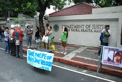 20150710-Protest for Mary Jane-091 (Lennon Ying-Dah Wong) Tags: mj philippines protest manila dfa pressconference departmentofforeignaffairs thephilippines       mjv  maryjaneveloso