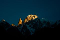 Ladyfinger Peak (WaleedAhmed) Tags: pakistan light sun mountain beauty outdoor hunza goldenhour ladyfinger natgeo hight ladyfingerpeak