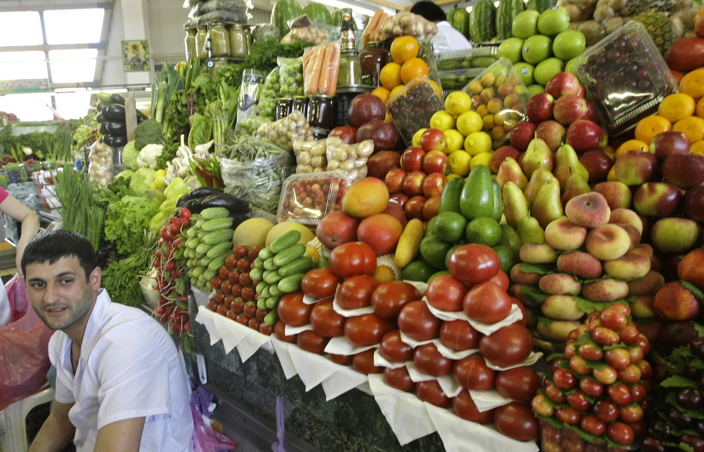 Russia Contaminated Vegetables