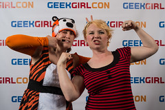 GeekGirlCon 2015 Photo Booth - 0103 (GeekGirlCon) Tags: seattle washington october photobooth geek conferencecenter alienbees fujixpro1 fuji35mmf14 ggc15 ggc2015