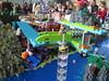 IMG_8045 (Festi'briques) Tags: montagne dragon lego exposition fantasy nancy hotdogs caverne fantastique 2015 scoubidou festibriques ludibriques