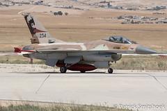 Israeli agressor F-16 (patriXtreme) Tags: f16 viper idf netz airbase 234 f16a fightingfalcon agressor israeliairforce nevatim