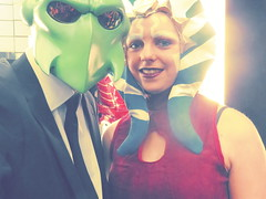 Sithmas (the_gonz) Tags: cool geek cosplay moth killer convention comiccon sexygirl killermoth sexycosplay sithmas geekscomiccon killermothcosplay doncastercomiccon batmankillermoth geekssithmas
