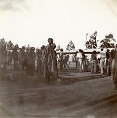 Kimberley Camp, c.1901.