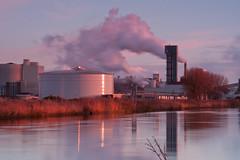 IMG_3552 (chemist72 (Pascal Teschner)) Tags: industry afternoon groningen sugarfactory hoogkerk aduarderdiep