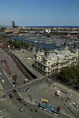 Barcelona (Sentinel7) Tags: barcelona spain cityscape catalonia colon canon5dmkiii