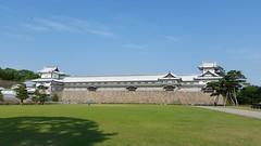 Kanazawa Castle (lstr  clonn) Tags: castle japan  fortification  japon kanazawa burg marunouchi japn    kanazawacastle