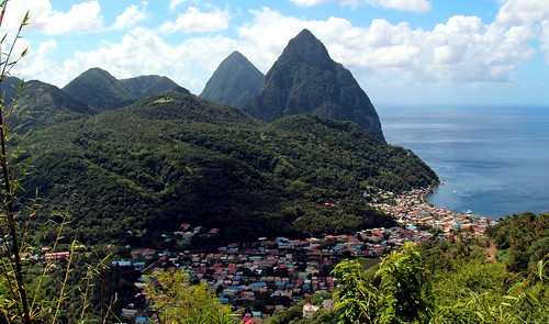 Soufriere & Twin Pitons Peaks