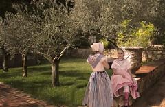 la provence des Magnanarelles (buch.daniele) Tags: windows sun house garden la soleil europe jardin ombre vase provence maison et fentre ros oliviers suddelafrance danduze danielebuch