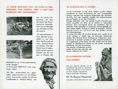 De kleurenfilm ontdekt Zuid-Amerika (2/4)