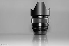 Fujifilm XF 23mm f/1.4 Prime Lens (H. Eisenreich) Tags: reflection lens mono blackwhite foto hans gear hood fujifilm schwarzweiss spiegelung geli objective objektiv primelens schwarzweis gegenlichtblende produktfoto festbrennweite xt1 monochron produktfotografie fotozubehr eisenreich bokehmonster xf23mmf14