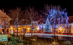 Samoborska Boina bajka 2015. (Milan Z81) Tags: christmas city fairytale night lights town croatia christmaslights grad hrvatska no boi samobor bajka