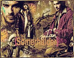 Blend - Ian Somerhalder (Pablo Maduro) Tags: boy ian graphic diaries blend the somerhalder vmapire