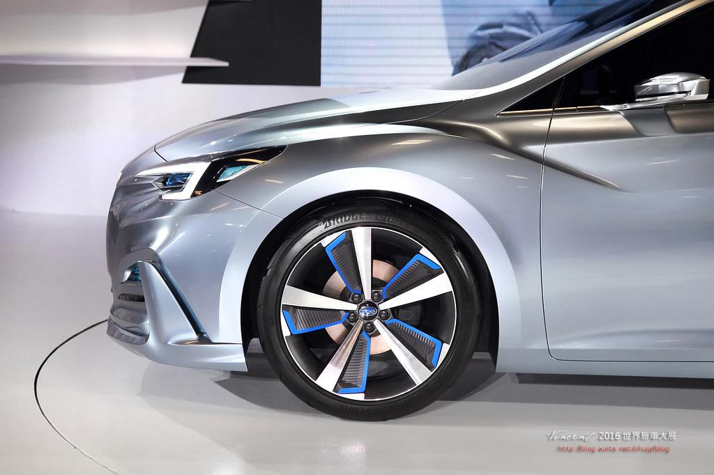 20151230 Subaru Levorg 初次見面 檸檬哥 迷人的歐洲jessica