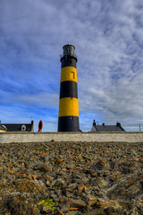 ST JOHN'S POINT LIGHTHOUSE, COUNTY DOWN, N. IRELAND. (ZACERIN) Tags: st johns point lighthouse pictures of st history county down n ireland lighthouse seaside irish sea lighthouses lighthouses in the uk uk lighthouses uk zacerin christopher paul photography picures lighthouses irish ireland only point