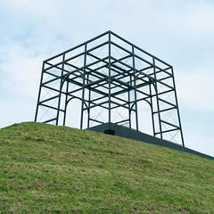 Floriade (Santiago Forero Molano) Tags: structure holland netherlands holanda estructura monumento monument cuspide cima