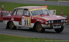 Triumph Mk 2 Harold Palin Memorial Stages Rally Mallory Park 2016 (Motorsport Pete Photography) Tags: triumph mk 2 harold palin memorial stages rally mallory park 2016