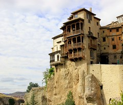Hanging houses, Cuenca (nick taz) Tags: hanginghouses cuenca spain