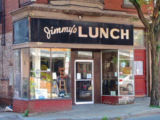 Jimmy's Lunch, Troy, NY