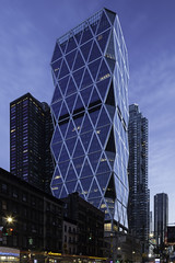 Hearst Tower - New York (on the water photography) Tags: hearst tower norman foster new york skyscraper