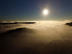 Fog in the valley (ABDKHemings) Tags: drone dji fog
