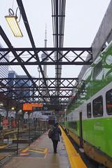 016shsatfwl (citatus) Tags: commuter westbound go train union station renovation restoration toronto canada fall afternoon 2016 pentax k3 ii