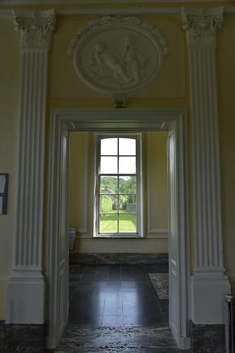 L'intérieur du Pavillon Rococo